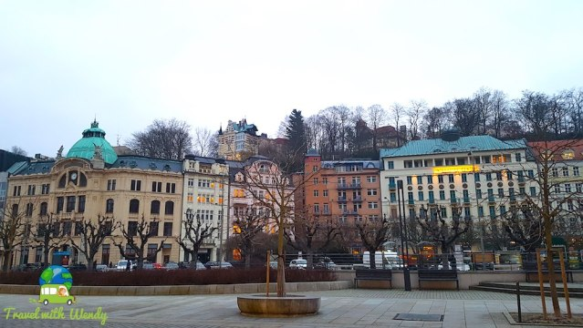 Pomp and Grandeur of Karlovy Vary