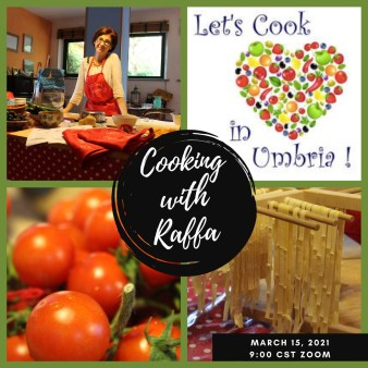 Cooking with Raffa 3.15