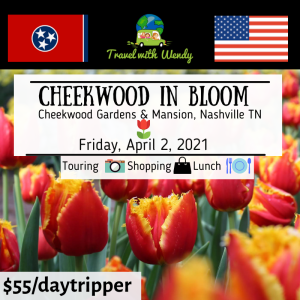 DayTrip - Cheekwood in Bloom