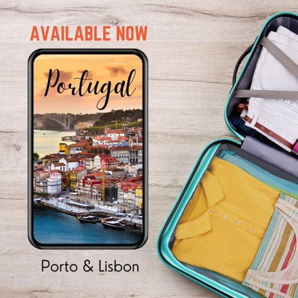 Portugal Video Course Featuring Porto and Lisbon