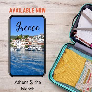 Greece Island and Athens