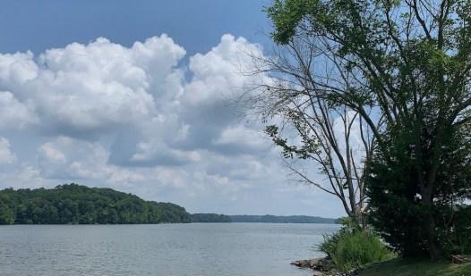 Land between the Lakes - views
