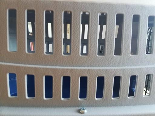 ventilation on argos cat carrier