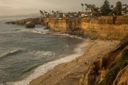 Sunset Cliffs, San Diego, CA