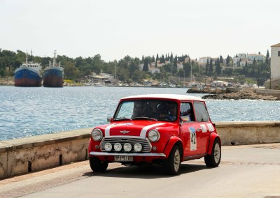 Poseidonion Grand Hotel Spetses Classic Car Rally