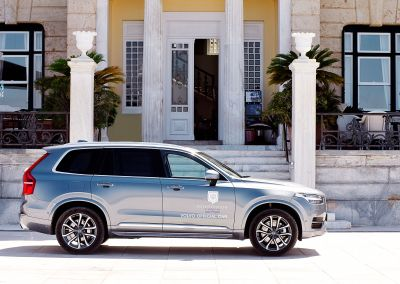 Poseidonion Grand Hotel Volvo Partnership