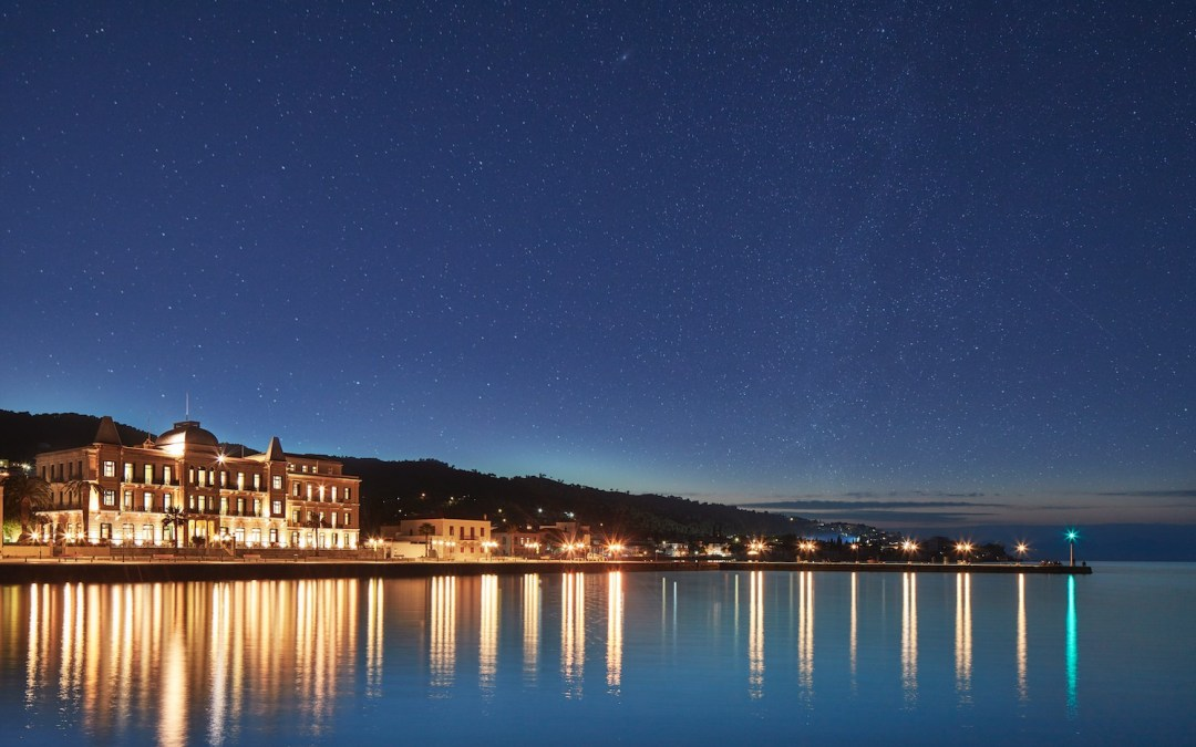 The Poseidonion Grand Hotel opens its doors on the 10th anniversary since its rebirth