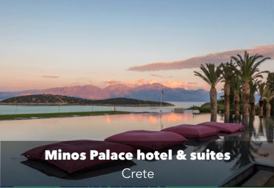 Minos Palace hotel & suites, Crete