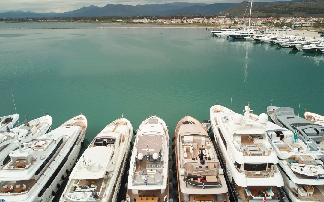 The 6th Mediterranean Yacht Show Comes to a Close in Nafplion
