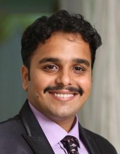 Rajat Ubhaykar Headshot