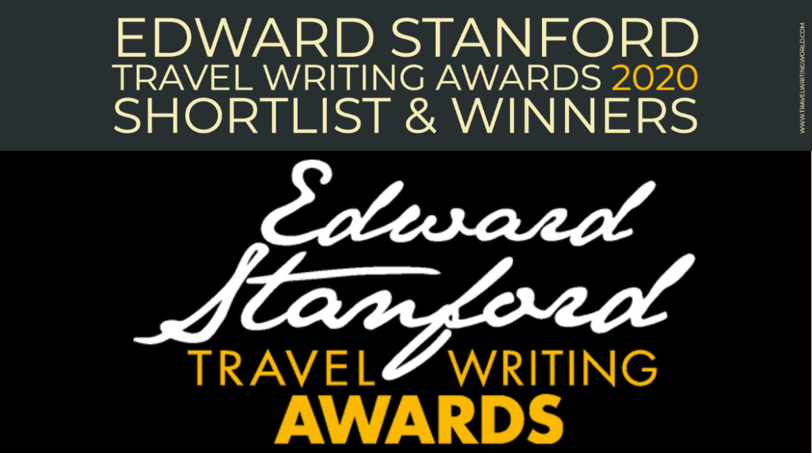 Edward Stanford Travel Writing Awards 2020