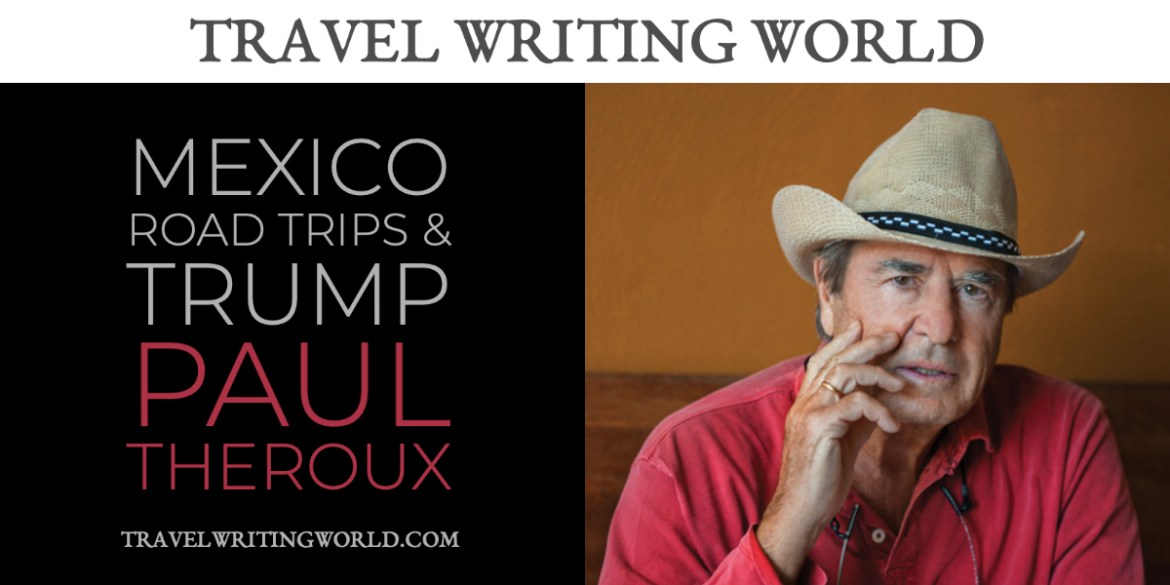 Paul Theroux Interview