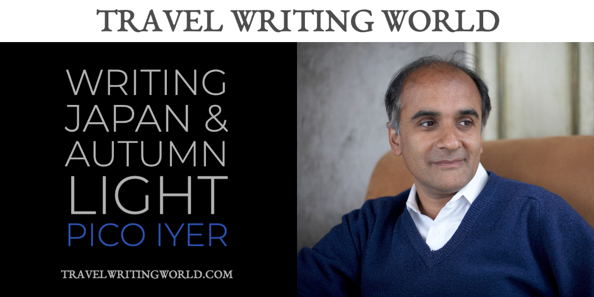Pico Iyer Interview