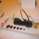 Norwegian Epic Chef's Table Dessert on TravelXena.com