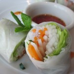 Norwegian-Star-Vietnamese-Summer-Rolls TravelXena.com