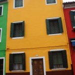Burano-Italy-Bright-Yellow-House-TravelXena