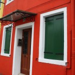 Burano-Italy-Orangish-Red-House-TravelXena