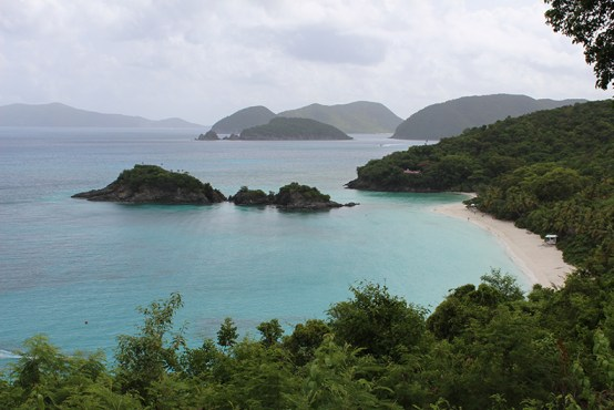 Trunk Bay St. John USVI TravelXena 3