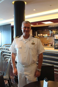 Interview Chat with Captain Mikael Hilden of the Norwegian Breakaway – Part 1