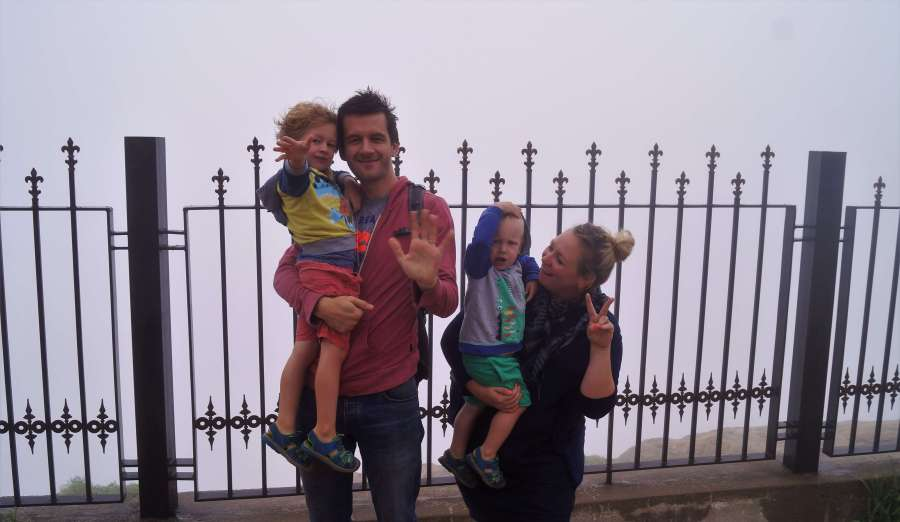 Nandi Hill day trip with kids