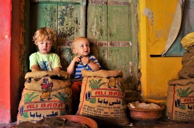 Kochi with kids
