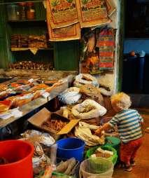 Mattancherry spice market