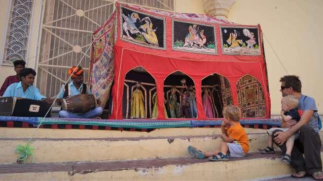 Jaipur with kids