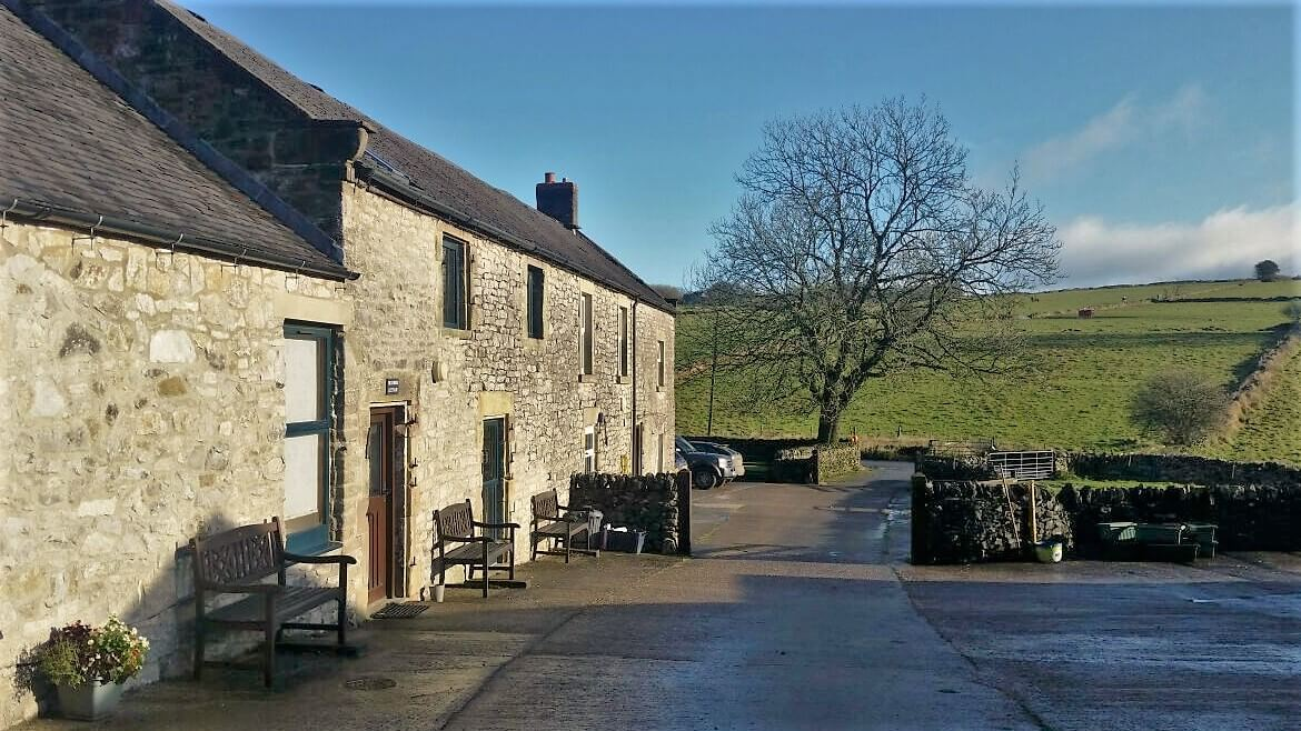 Short walks for young kids in the Peak District
