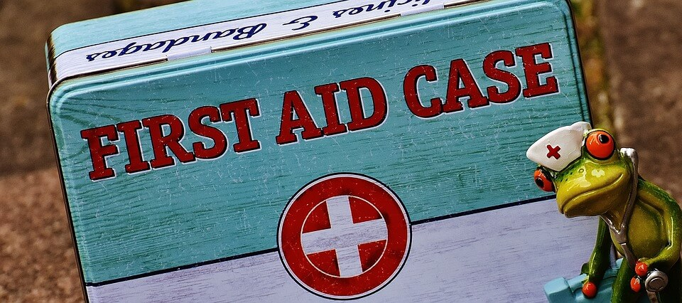 Your essential first aid kit for Africa travel with kids