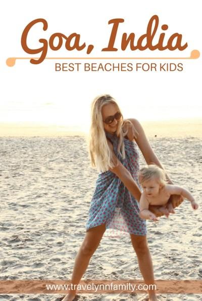 Best beaches in Goa for kids