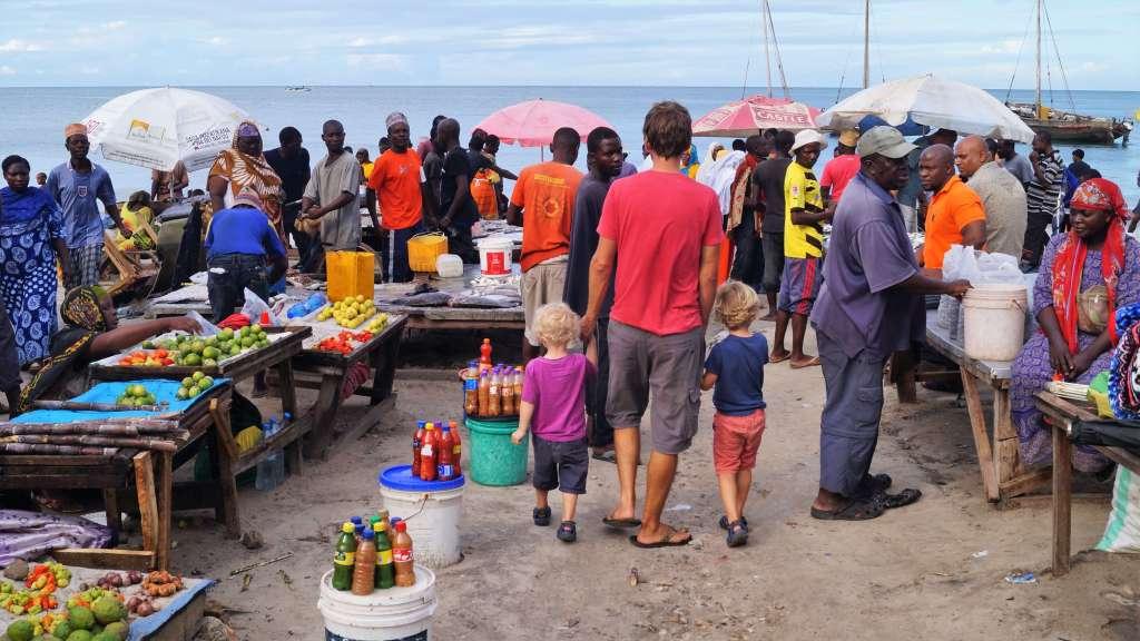 Tanzania itinerary with kids