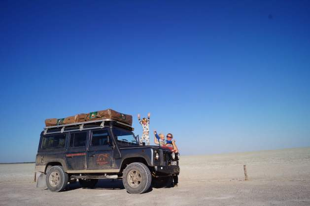 Africa Tours For Young Adults