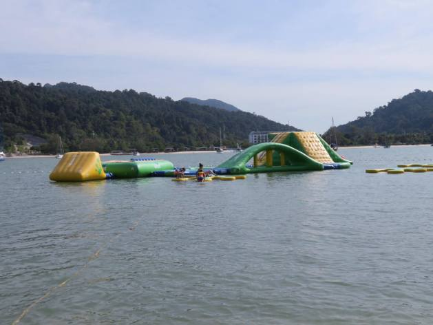Langkawi with kids