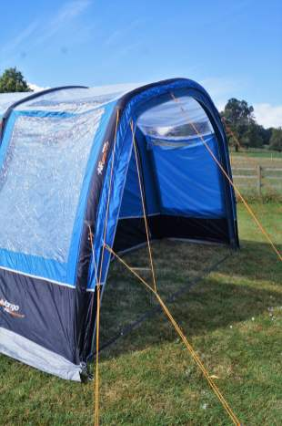 Best family air tent
