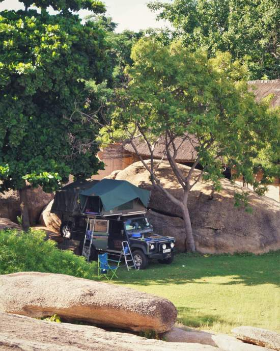 what to pack for overlanding Africa