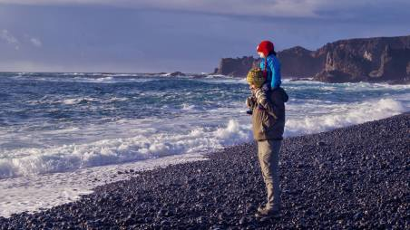 Things to do in Iceland with kids - Djúpalónssandur