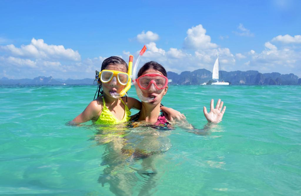 The BEST beaches in Thailand for families