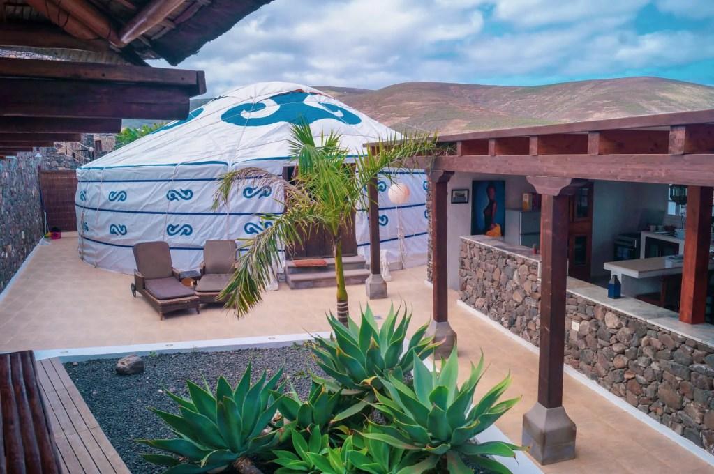 Lanzarote Retreats REVIEW: luxury glamping at Finca de Arrieta