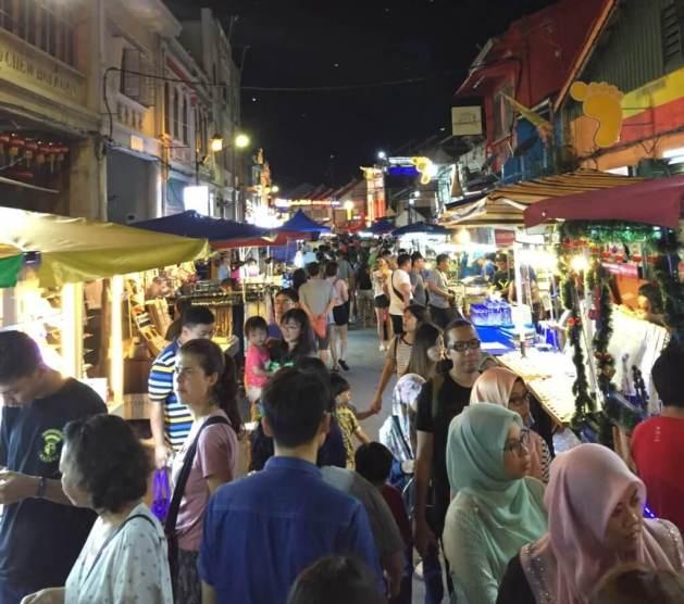 Melaka with kids