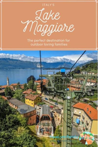 Lake Maggiore Pin
