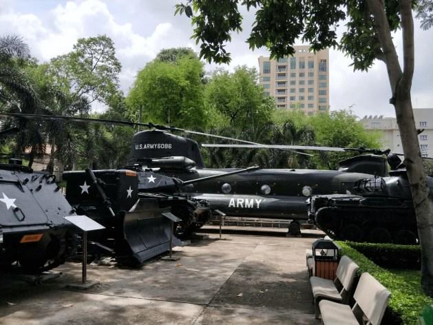 War Remnants Museum HCMC