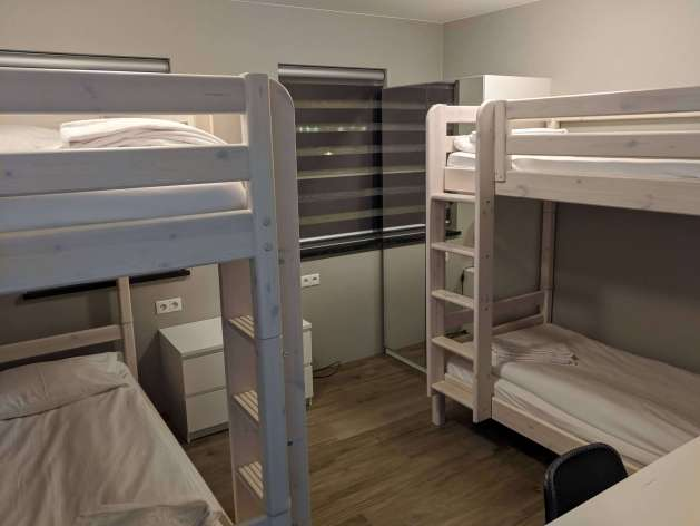 Guesthouse Keflavik 4-bed room