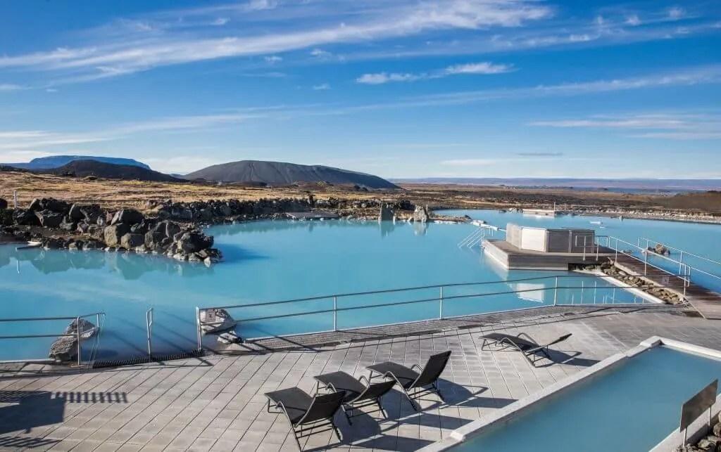 Mytvan Nature Baths, Iceland