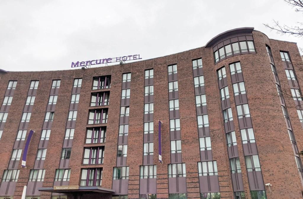 Mecure Hamburg