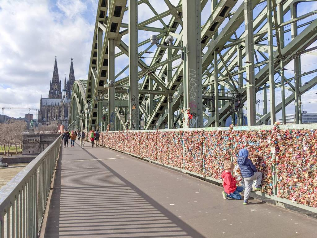 Cologne with kids
