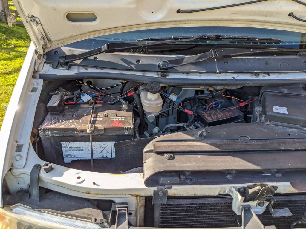 Bongo engine