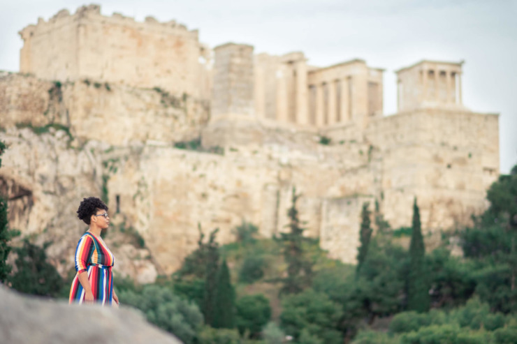 Solo Trip in Athens Greece