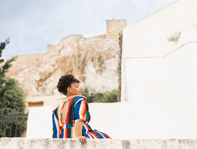 Adriana from Travepreneur in Athens, Greece