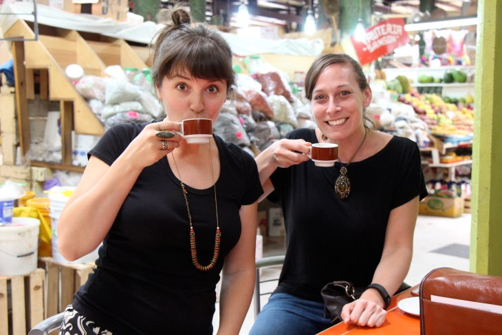 fresh mexican espresso in DF