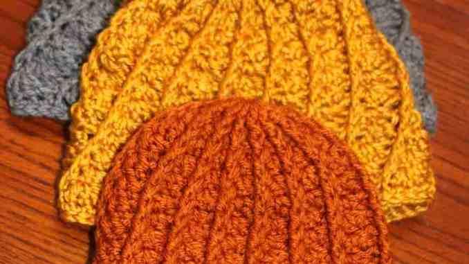 Crochet Texture Beanie Free Pattern Crochet Hat Free Pattern